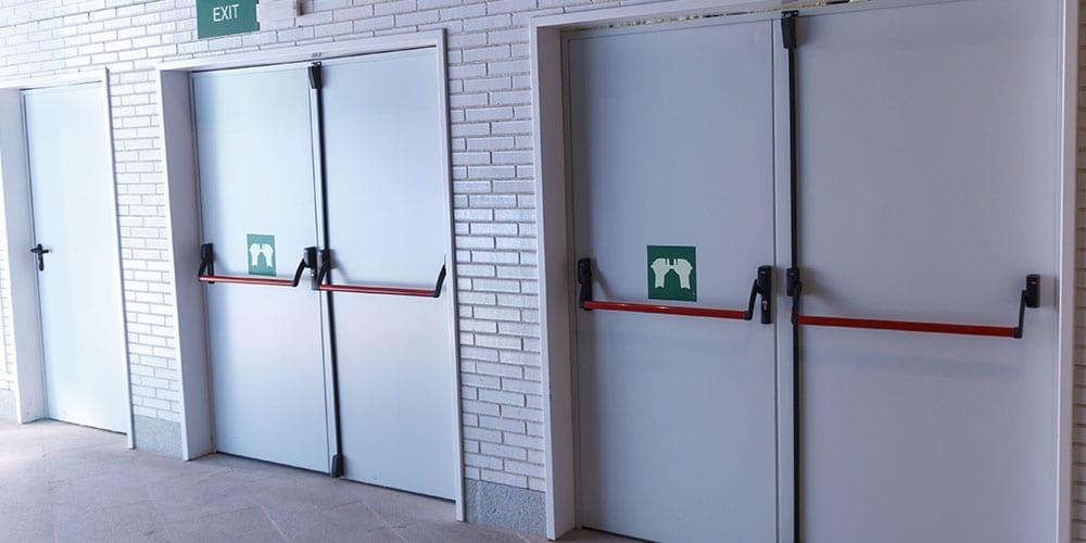 Feuertueren Muenchen 4 - Türen Montage und Einbau